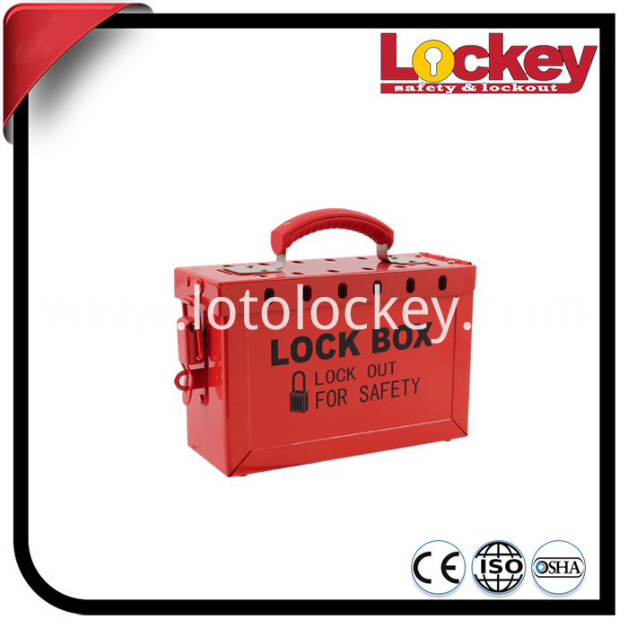 Lockout Box