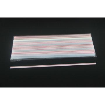 Colorful PP Plastic Drinking Straw Bag Manufacturing