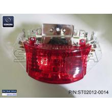 BENZHOU YY50QT Taillight TAIL LIGHT (P/N: ST02012-0014) Top QUALITY
