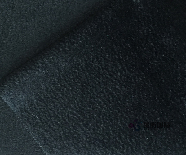 Water Ripple Wool Blend Textile