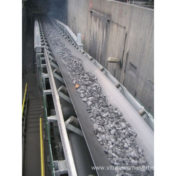 Reliable Supplier for Heat Resistant Conveyor Belt Heat Resistant  Belt For Metallurgical Plant export to Mongolia Supplier