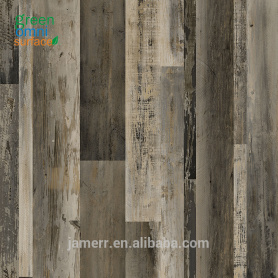 Fitness environment Art and Design wood grain floor