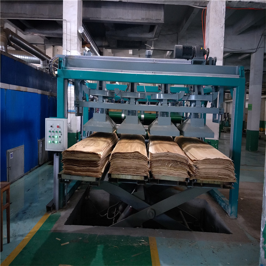 Veneer Dryer Feeder