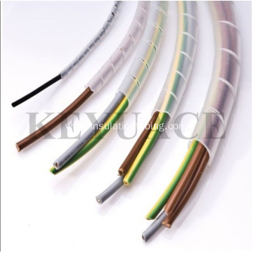 Electrical Wire Spiral Wrapping Tube