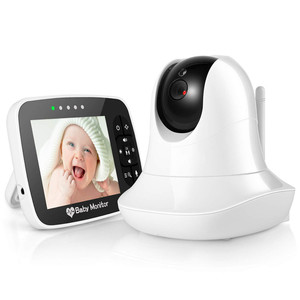 Pan Tilt Digital Video Baby Monitor
