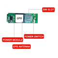 Telecom Base Site Battery GPS Anti-Theft System