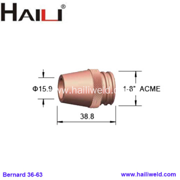 "36-63 Copper Nozzle 5/8"" for Bernard"