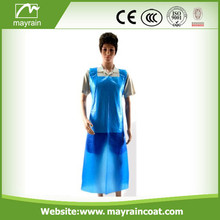 PE Material Apron for Selling