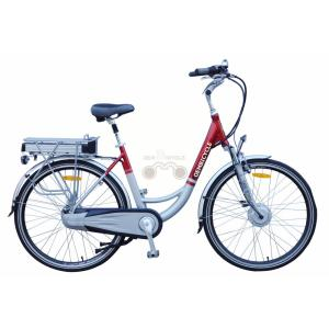 700C Alloy Suspension Womens Electric Bicycle
