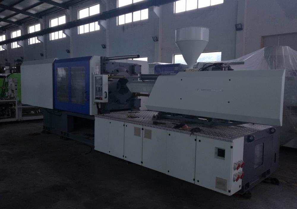 High Capacity Plastic Injection Molding Machine