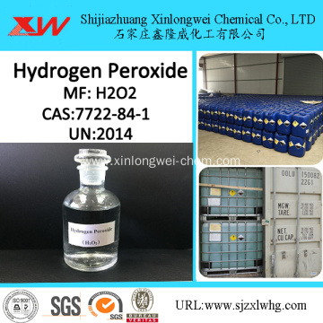 Best Price High Quality Hydrogen Peroxide 50% 60%