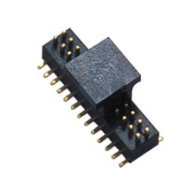 Best quality and factory for Board To Board Terminal Connectors 0.5mm Board to board connector male double groove supply to Christmas Island Exporter