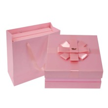 Pink Luxury Gift Paper Box