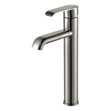 304 stainless steel high type round wire faucet