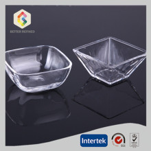 Leading for Glass Salad Bowls Mini Dessert Glass Bowl supply to Equatorial Guinea Manufacturers