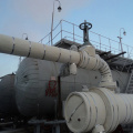 ASPEN Aerogel pipe insulation product used for petrochemical