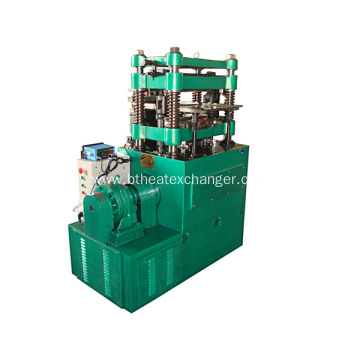 Heat Exchange Fin Automatic Molding Machine