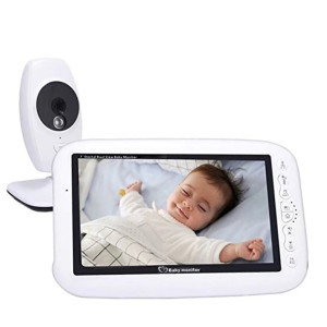 2.4 GHZ Home Baby Camera with LCD Receiver
