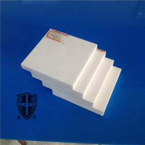 Short Lead Time for Machinable Ceramic Bushing mica machinable glass ceramic raw material sheet bar export to Poland Manufacturer