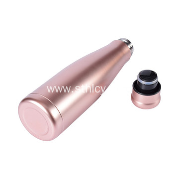 Stainless Steel Cola Type Insulated Water Bottle