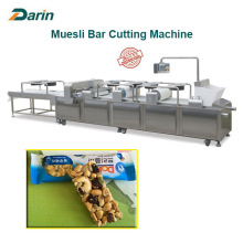 Natural peanut snack bar cutting machine
