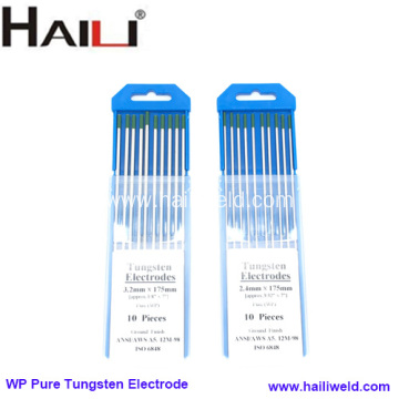 Pure Tungsten Electrode WP 3.0mm x 150mm