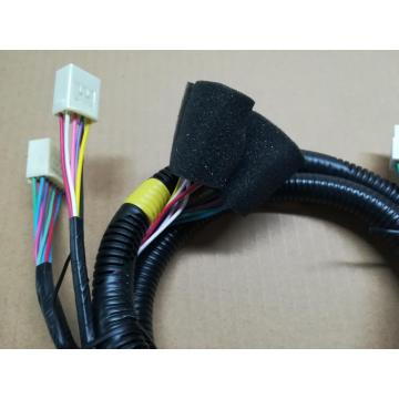Hot sale for Headlight Wiring Kit Race car wiring harness export to Djibouti Manufacturers