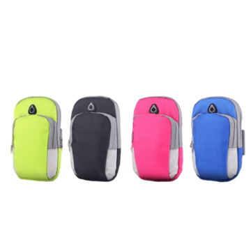 Sports mobile phone arm pack