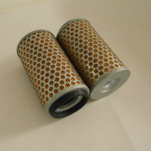 Porous Cellulose Media Air Filter Cartridge For Train