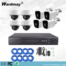 8ch 2.0MP Starlight Video Surveillance PoE NVR Kits