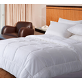 Cotton Percale White Plain 300 Thread Count Bed Sheet