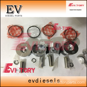 KUBOTA engine piston V2403M Piston ring