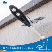 Low MOQ for Solar Post Street Light DELIGHT DE-AL03 Solar Power Outdoor Lighting System supply to Ukraine Exporter
