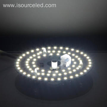 Round led light board for general lighting luminaires