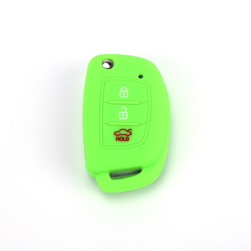 2018 Hyundai I10 Silicone Car Key Cover