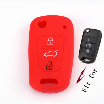 Car Key Cover Set för Kia Cerato