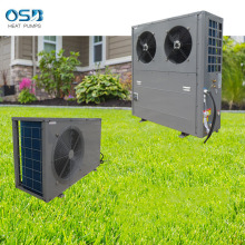 r134a evi heat pump  with 15kw
