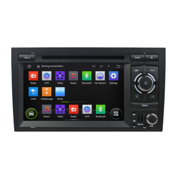 Car DVD Player Para sa Audi A4