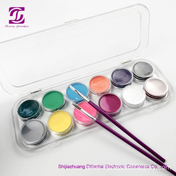Well-designed for Diy Face Paint Best Professional Face Paint Party Kit supply to Western Sahara Manufacturer