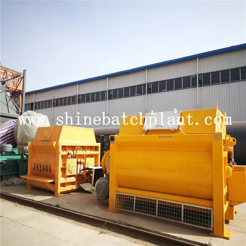 Used Portable Concrete Mixer For Sale