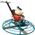 Concrete power trowel high efficiency trowel machine