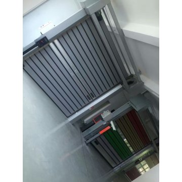 High Secure Aluminium Panel Rapid Spiral Door