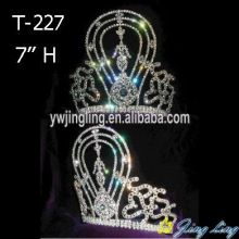 2015 Fashion Patriotic Crown