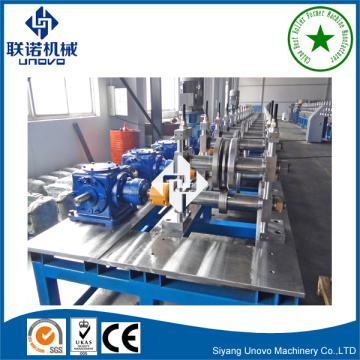 solar structure system slotted strut channel rolling machine