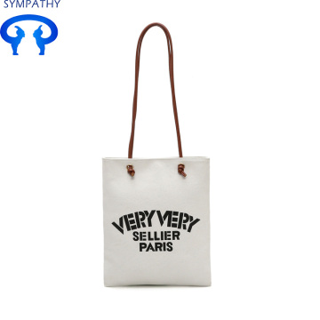 fresh letter bag single shoulder slant cross