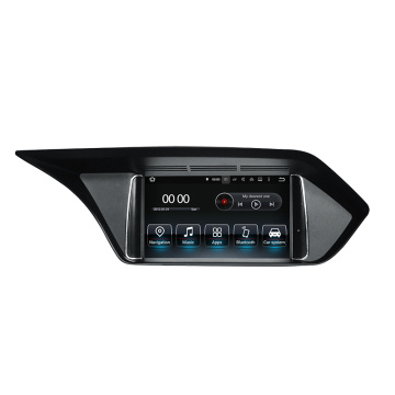 "Benz 7 ""Autoradio DVD Player"