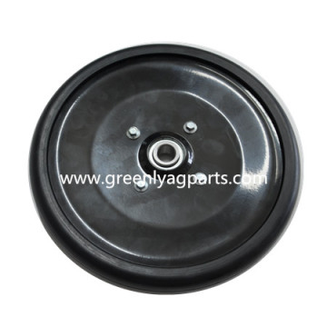 "AA38447 AN280966 1x10"" Seed Press Wheel Assembly"