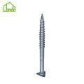 High Quality Ground Screw PIle for Construction