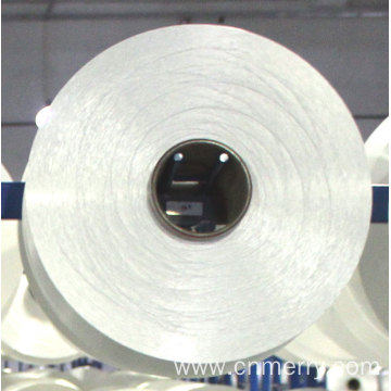 Polyester Full Draw Yarn Semi Dull
