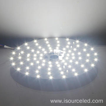 Led light engine module for ac linear